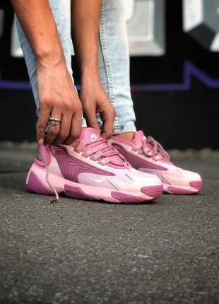 Стильные кроссовки nike zoom 2k