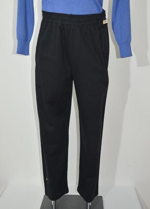 Мужские черные спортивные штаны joy . код 495