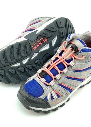 Водонепроницаемые демисезонные ботинки columbia