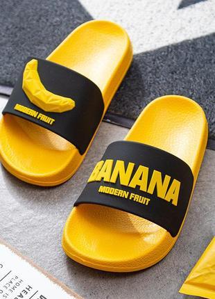 Шлепки банан