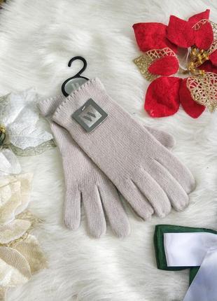 Нові теплі рукавички bhs