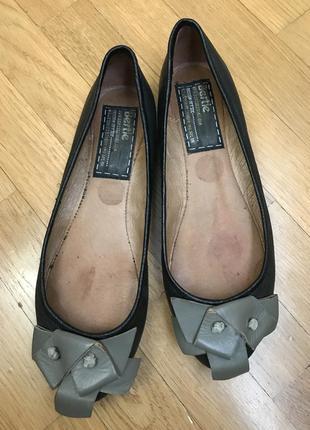 Туфли кожа bertie