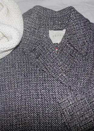 Пальто бойфренд від esprit5