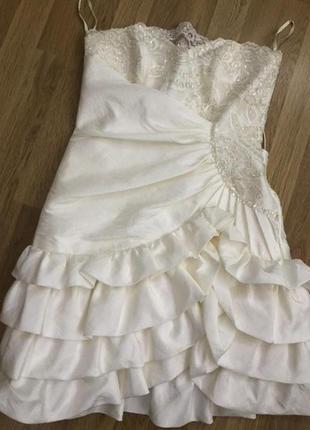 Супер нарядное платье, для выпускного и других праздников