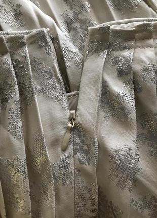 H & m conscious exclusive 2019 плиссированная юбка3 фото