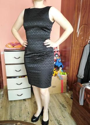 Плаття- футляр hm