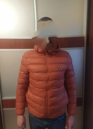 Курточка lyle&scott