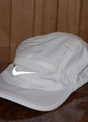 Бейсболка nike dri-fit aw84 беговая кепка