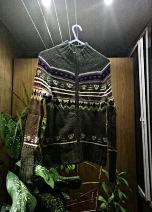 Кофта на змейке mexx,  свитшот,  свитер