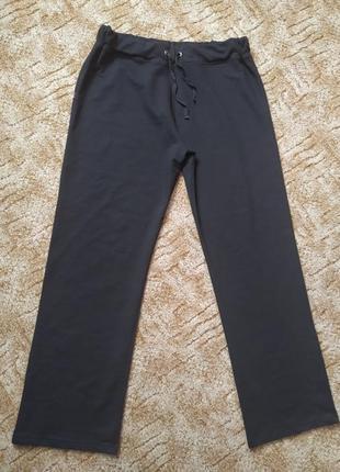 Спортивные штаны женские прямые