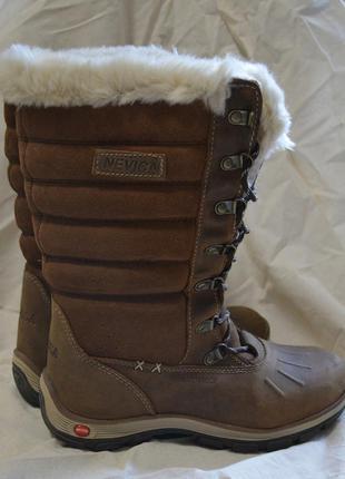 Зимові теплі чоботи nevica. зимние сапоги