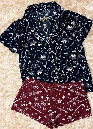 Пижама или костюм для дома primark, анг. 10-12 р. (евро 38-40 р.) серии гарри поттер