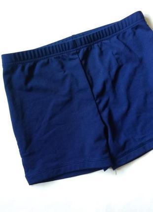 Next синие спортивные мужские подростковые плавки шортами шорты для бассейна рр м-ка