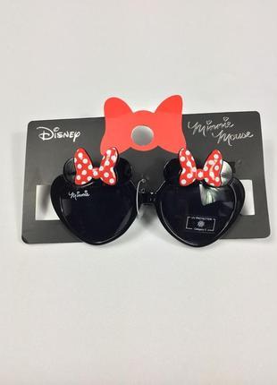 Стильные очки минни маус для девочки полная uv защита primark