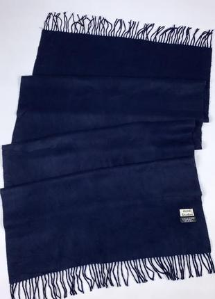 Acne studios wool scarf большущий шерстяной шарф