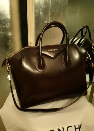 Givenchy antigona оригинал большая сумка