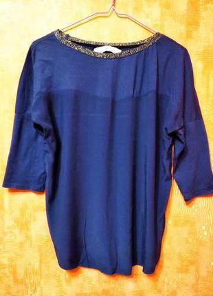 Блузка футболка лонгслив