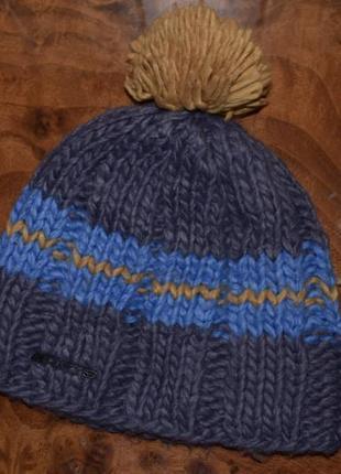 Шапка barts original зимова тепла