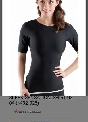 Коригуюча жіноча футболка triumph, розмір м