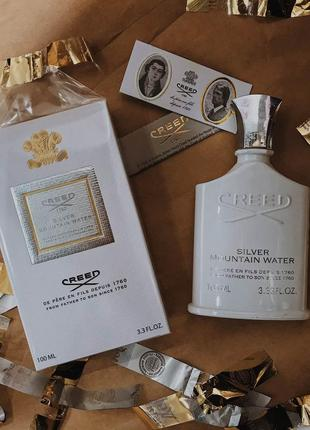 💥акция💥silver mountain water 10 ml eau de parfum