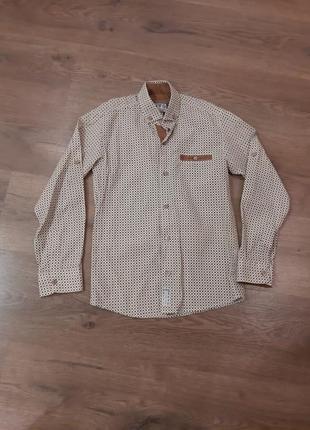 Рубашка на довгий рукав rutti garro junior