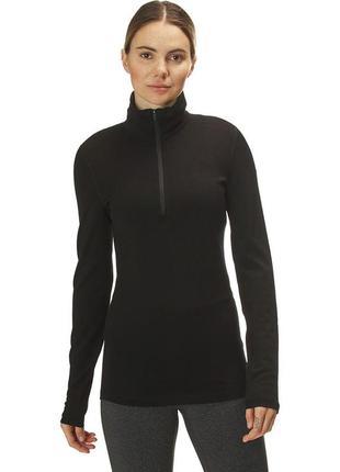 Термобелье/кофта icebreaker bodyfit 200 half zip women's