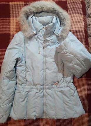 Курточка куртка зима осень пуховик стеганый snowimage