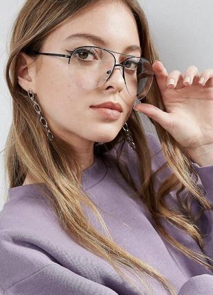 Имиджевые очки asos