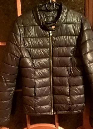 Курточка черная  pimkie diramode s-m размер