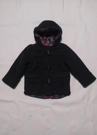 Теплая куртка парка george для мальчика