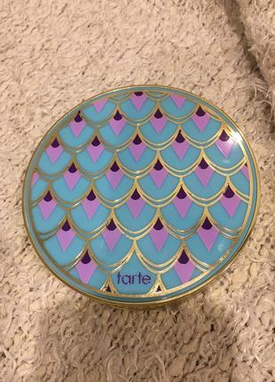 Tarte палетка сияющих оттенков для век