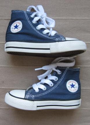 Converse all star 7j233 (21) кеды детские оригинал