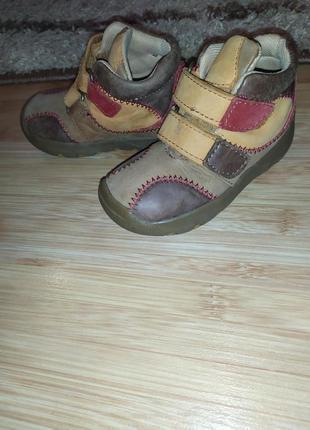 Ботінки, демісезонні чобітки для хлопчиків