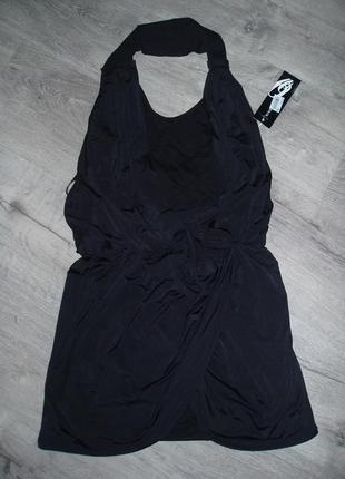 Новое платье черное - nine west (nwt) usa оригинал р.м