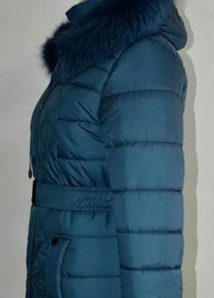 Зимняя очень теплая куртка5