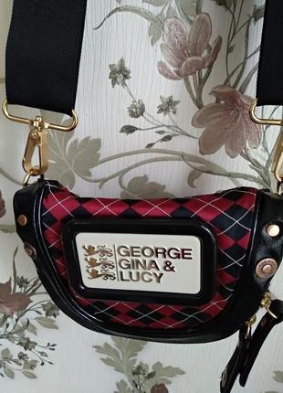 Сумка george gina & lucy