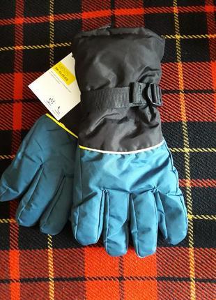 Мужские лыжные перчатки crivit®. германия.