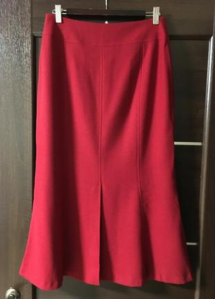 Изумительная шерстяная юбка гаде,винтаж,cavita