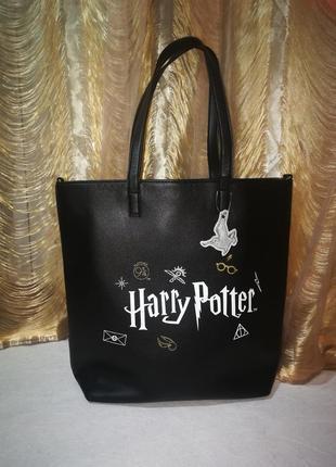 Сумка-шоппер harry potter