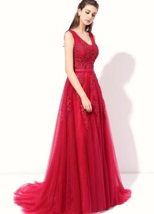 Выпускное платье1 фото