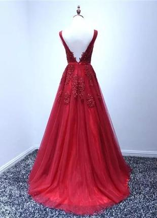 Выпускное платье4 фото