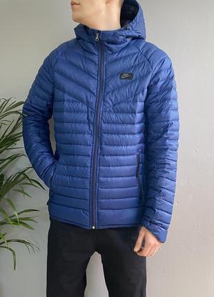 Крутой пуховик nike down jacket