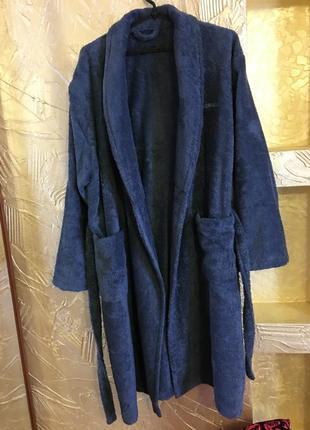 Дизайнерский мужской халат.