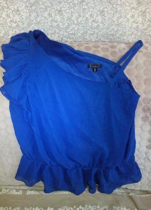 Блуза ассиметрия