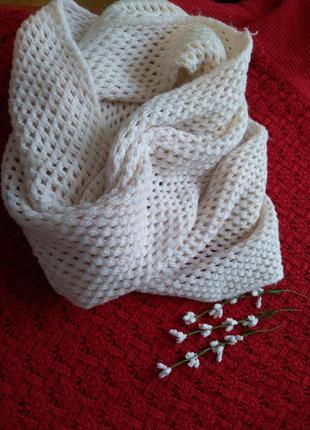 Актуальный снуд, хомут, шарф