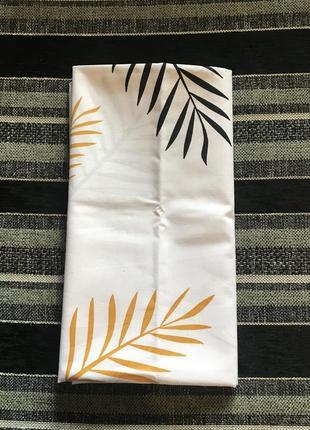 Пеленка пальмовые ветки (польская бязь)