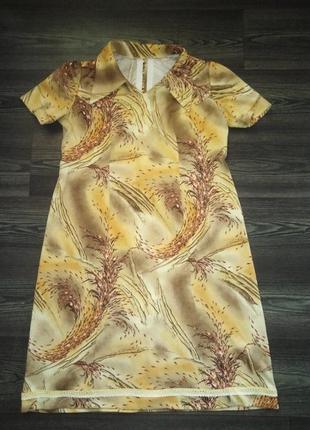 Симпатичное платье/ручная работа.