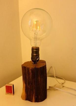 Светильник дизайнерский в стиле лофт
