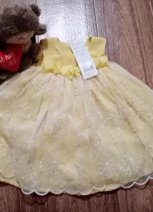 Очень красивое платье для маленьких принцес🧚♂️👑