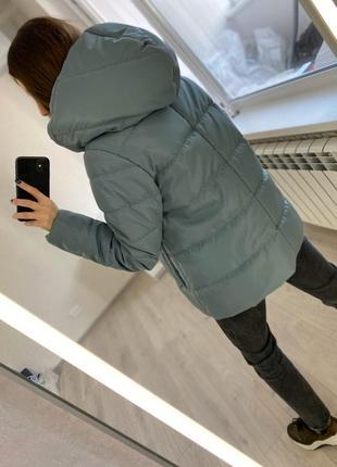 Куртка колокольчик для беременных| весенняя| демисезонная| свободная| трапеция7 фото